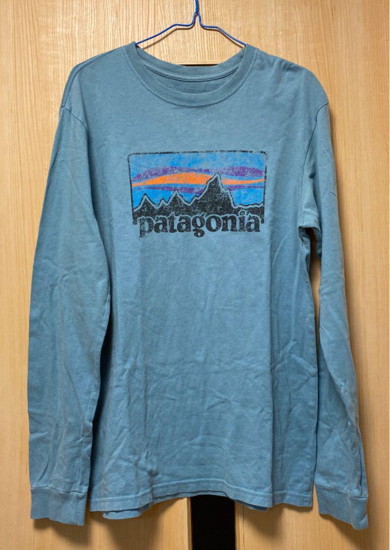 パタゴニア ロング t シャツ