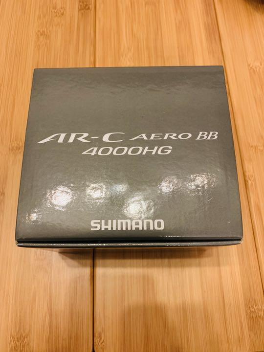 C Aero BB 4000 HG Shimano reel 14 AR