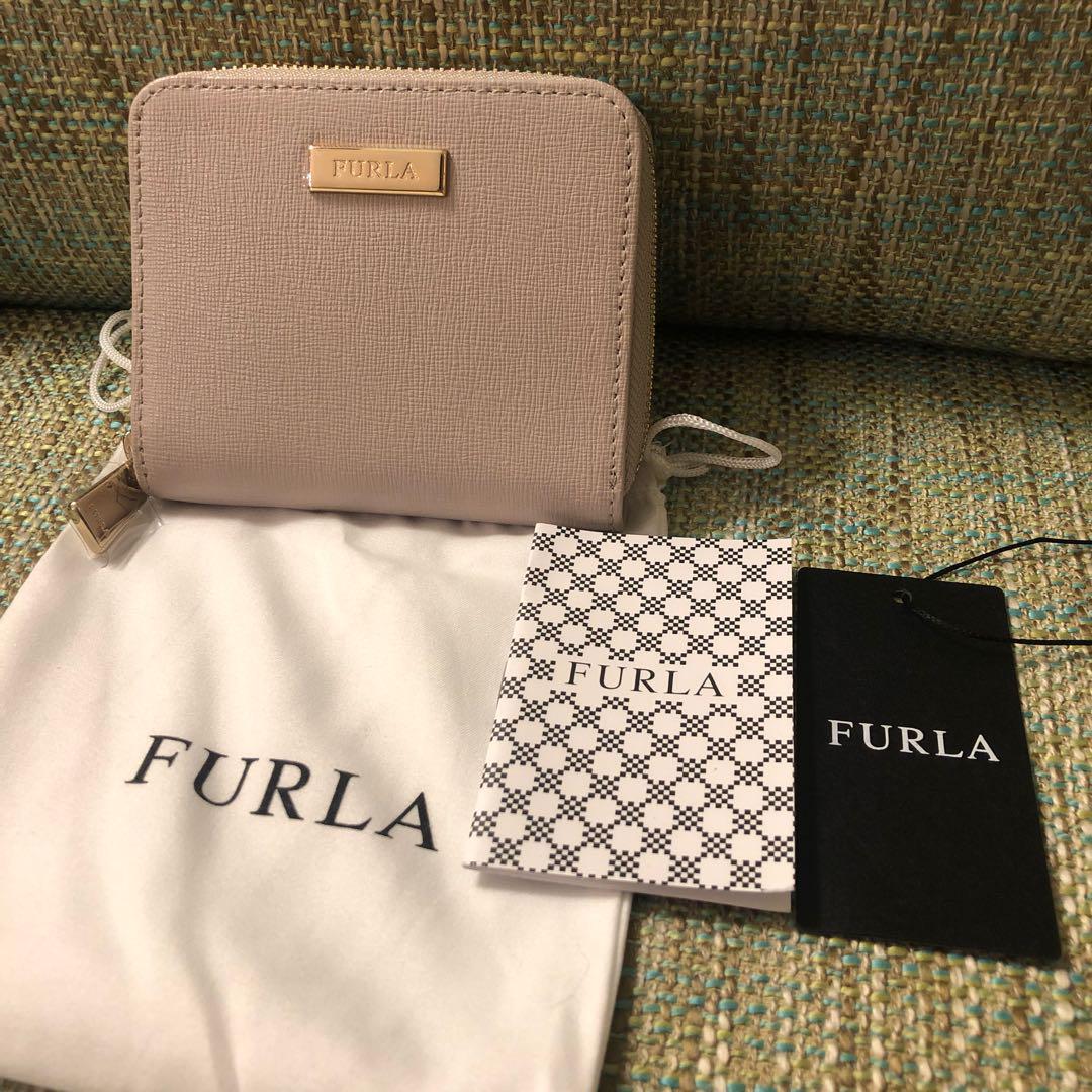new product 2ee77 f5050 FURLA フルラ ミニ財布