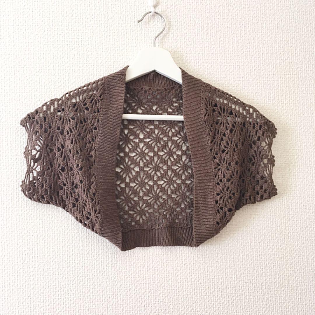 レース かぎ 編み