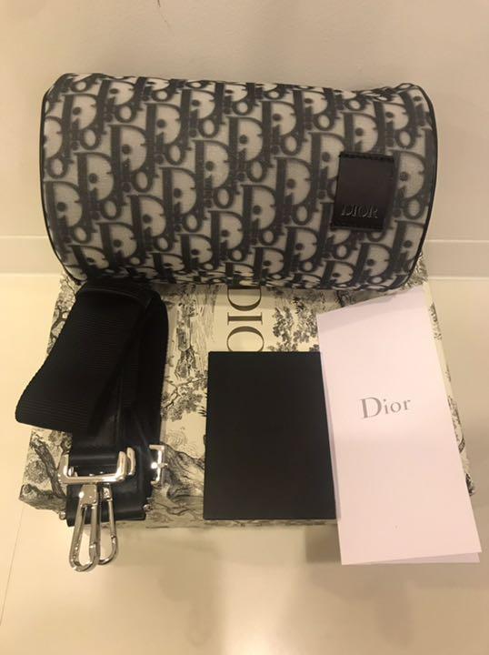 best service 6cddc cbc1c Dior ディオール オム ボディバッグ ドラムバッグ(¥120,000) - メルカリ スマホでかんたん フリマアプリ