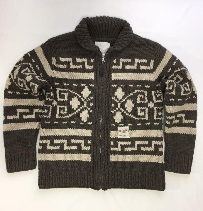 4a6f6b0d1de メルカリ - 専用 WTAPS Cowichan Sweater Wool 13AW  ニット セーター ...