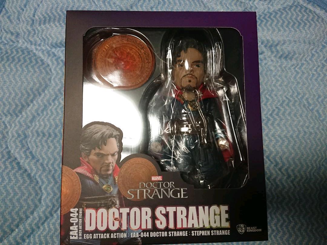 EGG ATTACK ACTION EAA-044 DOCTOR STRANGE STEPHEN STRANGE ACTION FIGURE Film- & TV-Spielzeug