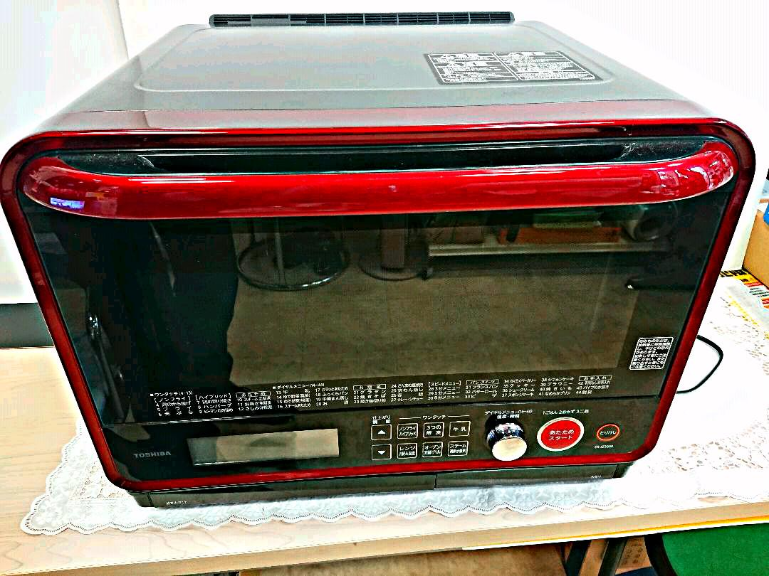 水蒸気 オーブン レンジ 過熱