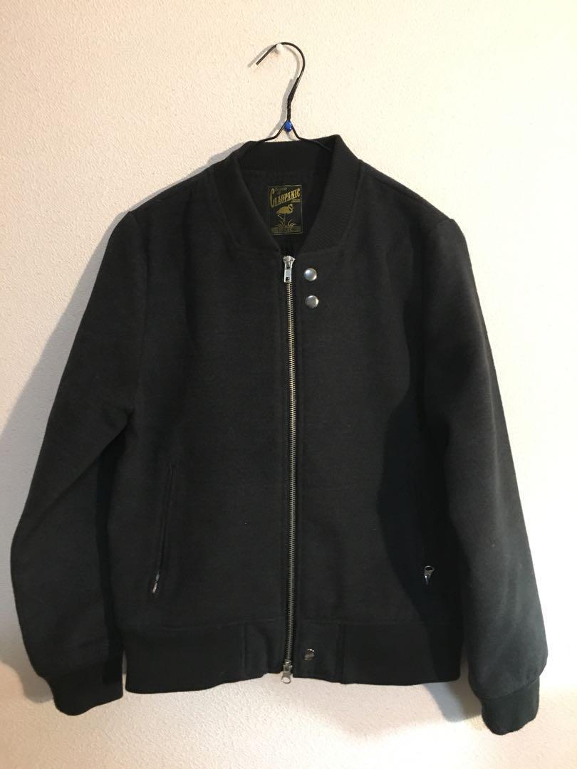 dda9cff511fde メルカリ - MA-1 ブルゾン ジャケット チャオパニック 【ジャンパー ...