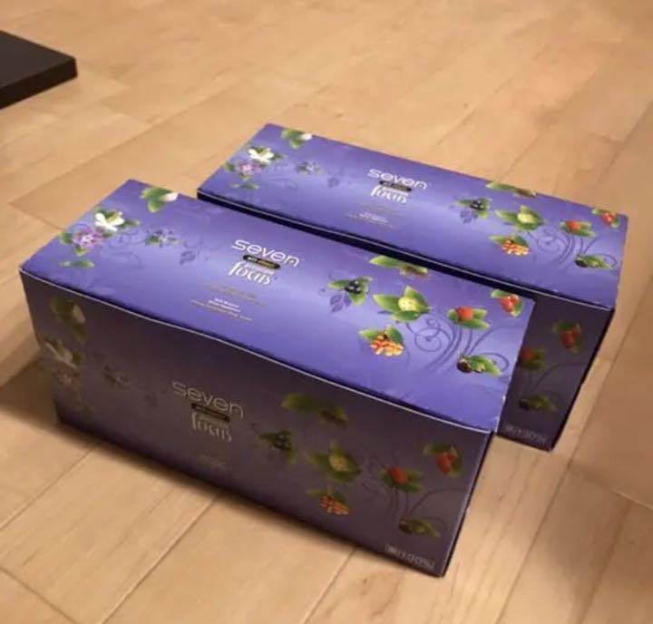 箱 セブン メルカリ