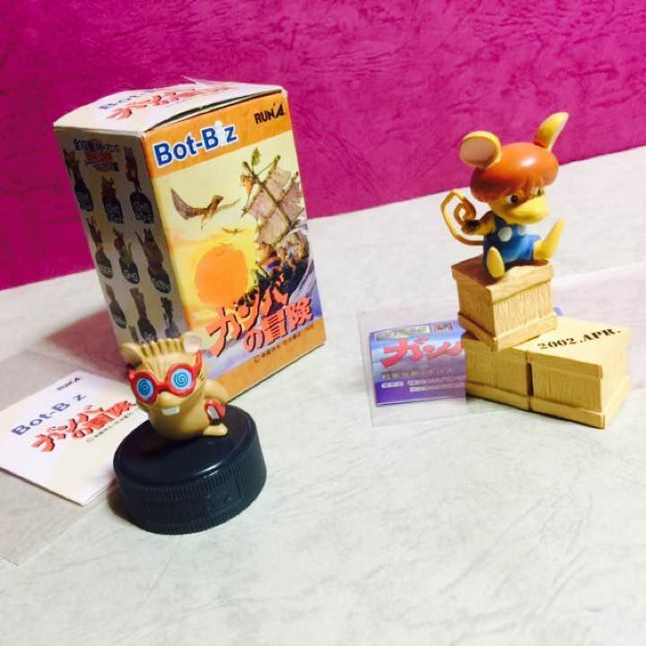 ガンバの冒険 ガクシャ・イカサマ フィギュア(¥650) , メルカリ スマホでかんたん フリマアプリ