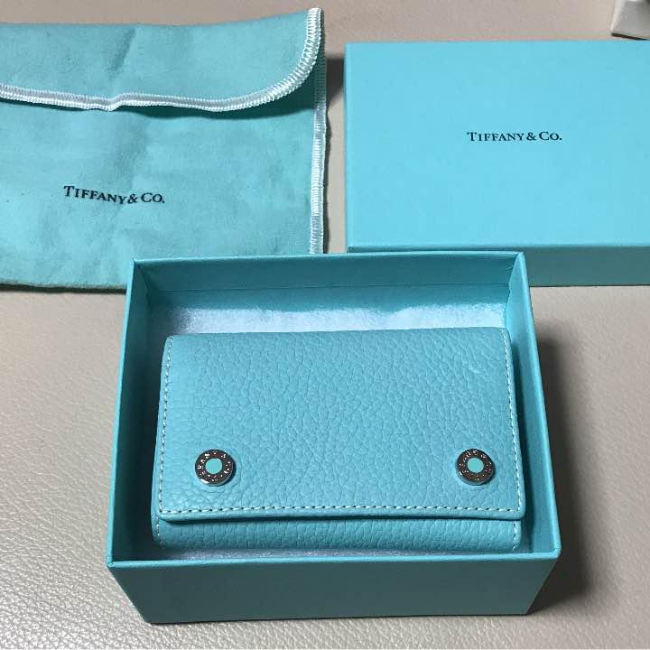 online store 286a3 e36a3 【新品 未使用】Tiffany キーケース 正規品(¥6,999) - メルカリ スマホでかんたん フリマアプリ