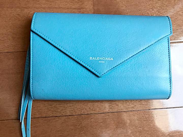 hot sale online 3b54d c2ae8 美品人気のBALENCIAGA 長財布(¥23,800) - メルカリ スマホでかんたん フリマアプリ