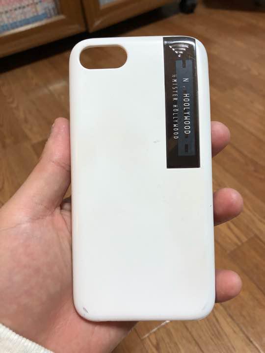 a01434844e メルカリ - N.HOOLYWOOD iPhone ケース エヌハリウッド アイフォン7 ...