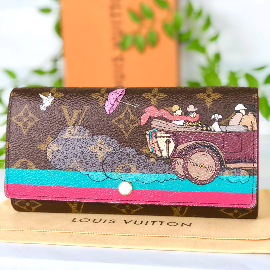 promo code 8221f c7f91 ✨美品✨ルイヴィトン ポルトフォイユ サラ 限定デザイン モノグラム 長財布(¥46,000) - メルカリ スマホでかんたん フリマアプリ