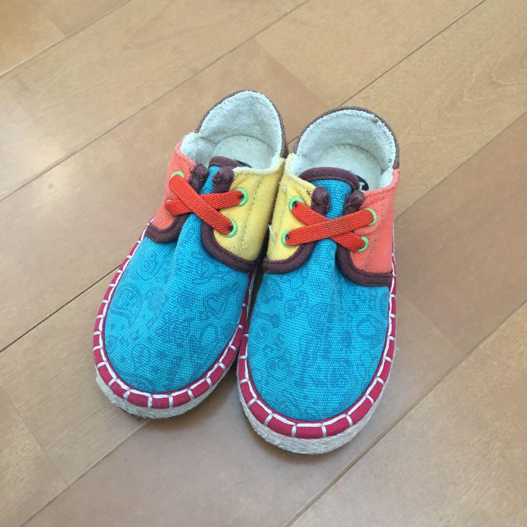 ac01f67bffbec メルカリ - party party 靴  スニーカー  (¥1