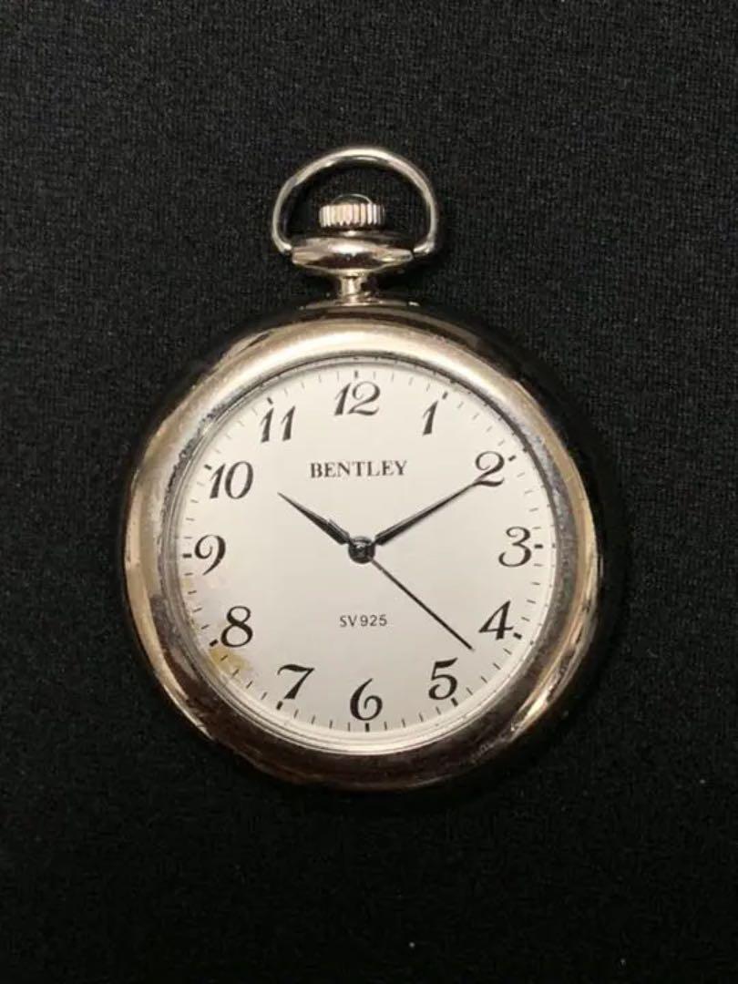 quite nice 30417 6a598 懐中時計 ベントレー ④(¥ 1,200) - メルカリ スマホでかんたん フリマアプリ