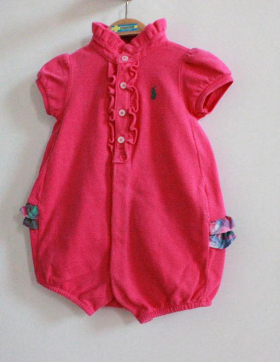 14d7e546ffeab メルカリ - ラルフローレン ベビー ロンパース 女の子 赤ちゃん 70cm ...