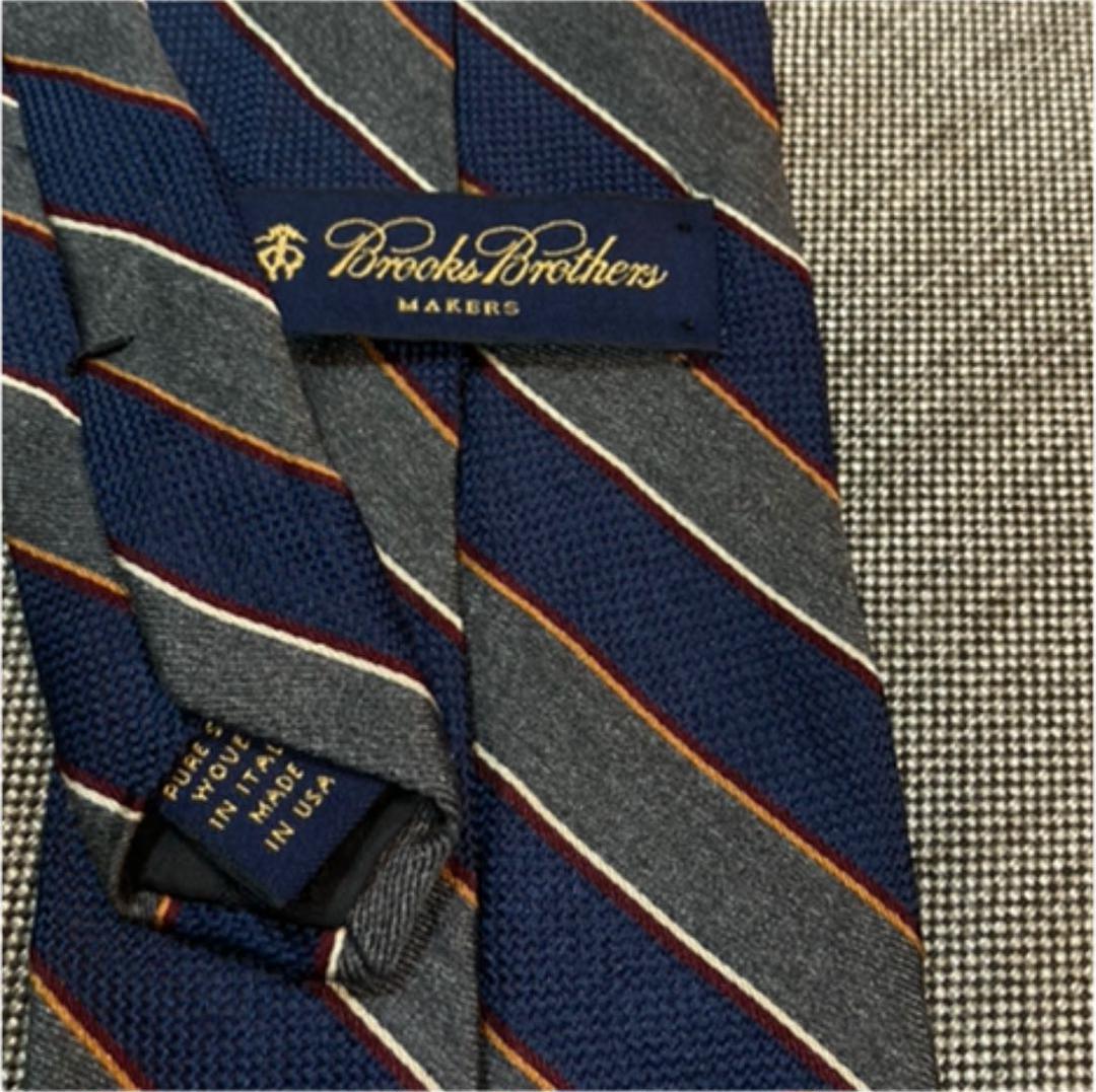 【期間限定価格】ブルックスブラザーズのネクタイ