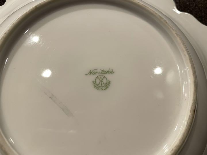 オールドノリタケ 皿