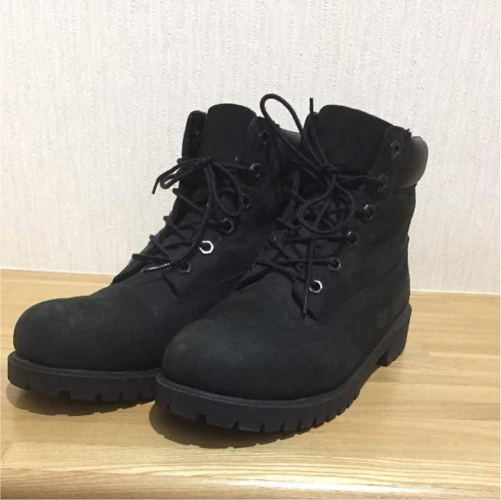 timberland ティンバーランド 靴 黒 レディース(¥5,800) , メルカリ スマホでかんたん フリマアプリ