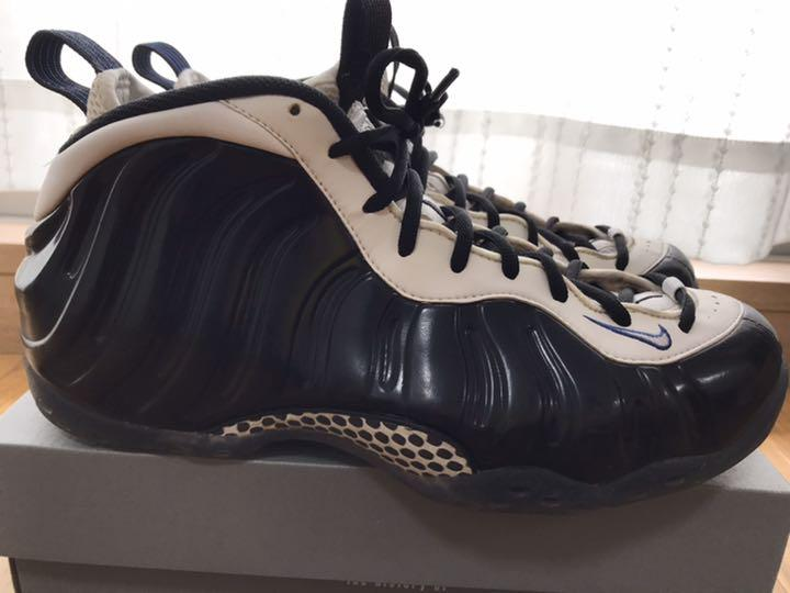nike air form posite one concord 27.5cm