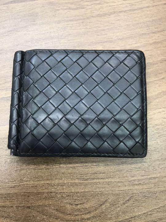 wholesale dealer 7bad2 42cb5 ボッテガヴェネタ 二つ折り財布 マネークリップ カードケース(¥7,777) - メルカリ スマホでかんたん フリマアプリ