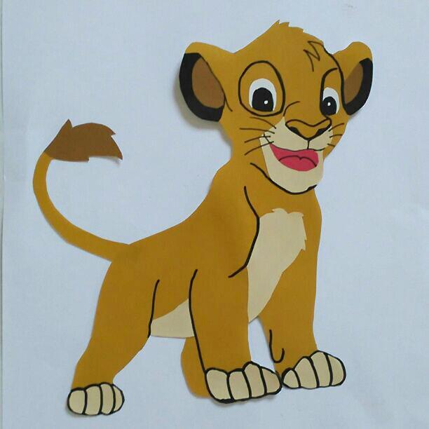シンバ 壁面 ジャングル大帝 ライオンキング320 メルカリ スマホでかんたん フリマアプリ