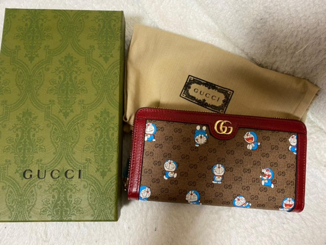 Gucci ドラえもん 財布