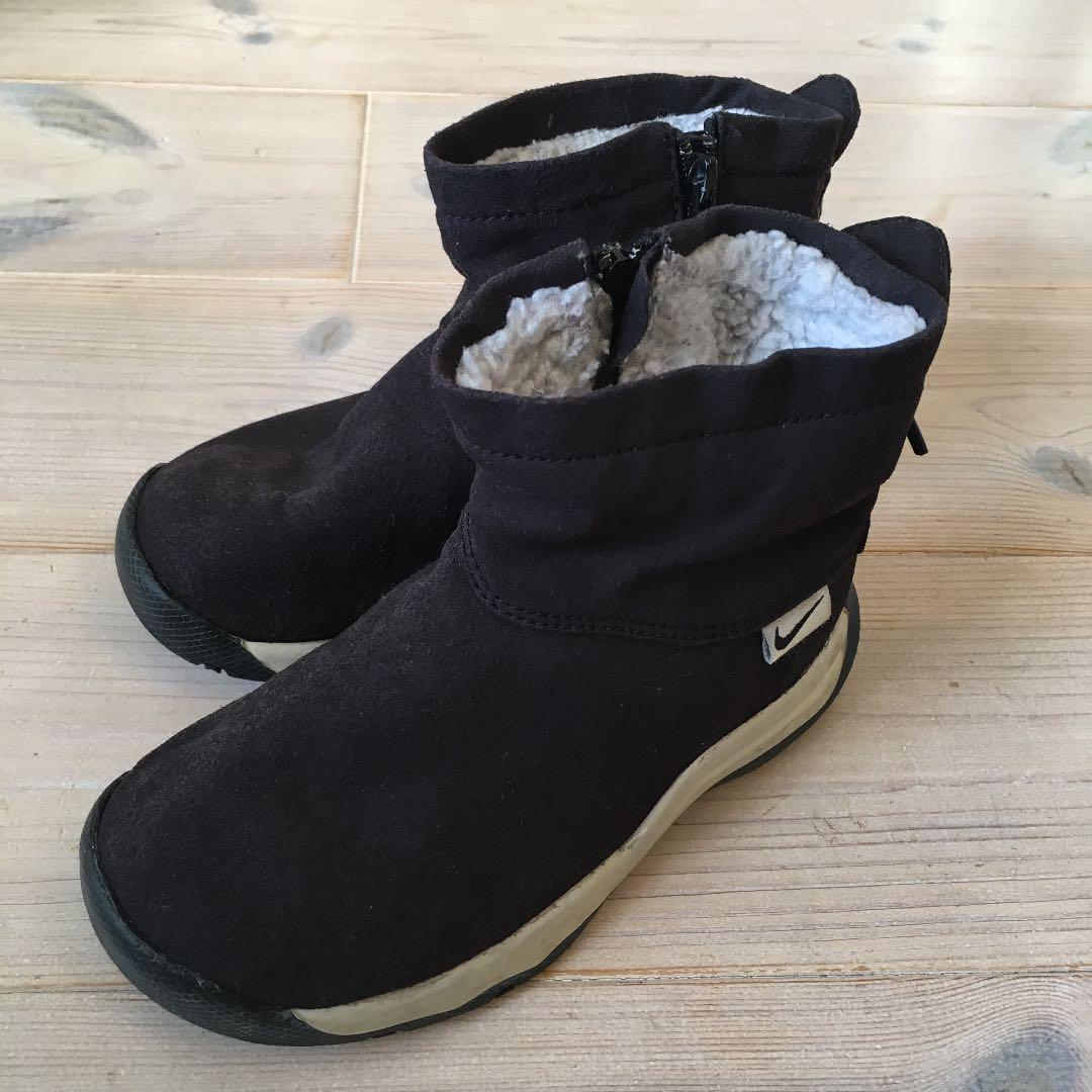 df10ee924994d メルカリ - NIKE ナイキ ブーツ 15センチ 黒 【ナイキ】 (¥1,200) 中古や ...