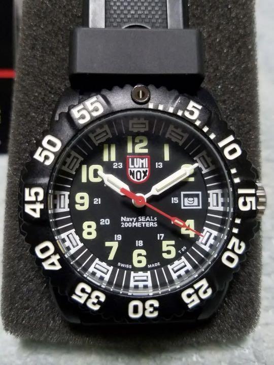 new style 88278 2d22a 腕時計 ルミノックス 中古(¥20,000) - メルカリ スマホでかんたん フリマアプリ