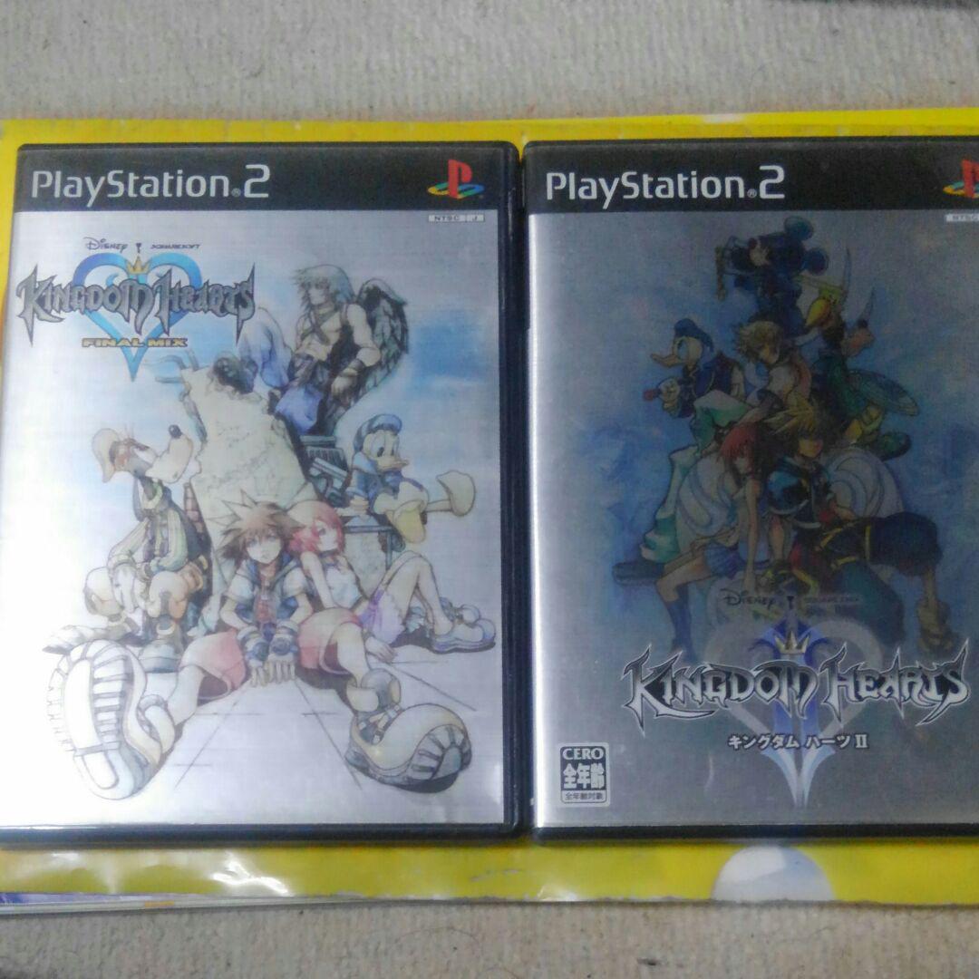 メルカリ - PS2 キングダムハーツファイナルミックス、キングダム ...