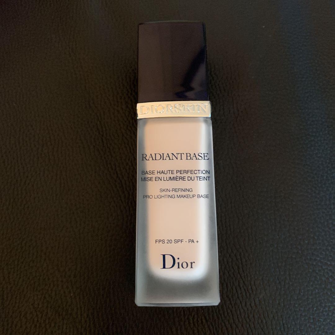 pretty nice 88e7d 4641a Dior ディオールスキン ラディアントベース 001(¥3,600) - メルカリ スマホでかんたん フリマアプリ
