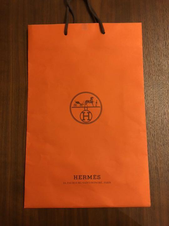 388bb602f2f6 メルカリ - 未使用 HERMES エルメス ショップ袋 【エルメス】 (¥900 ...