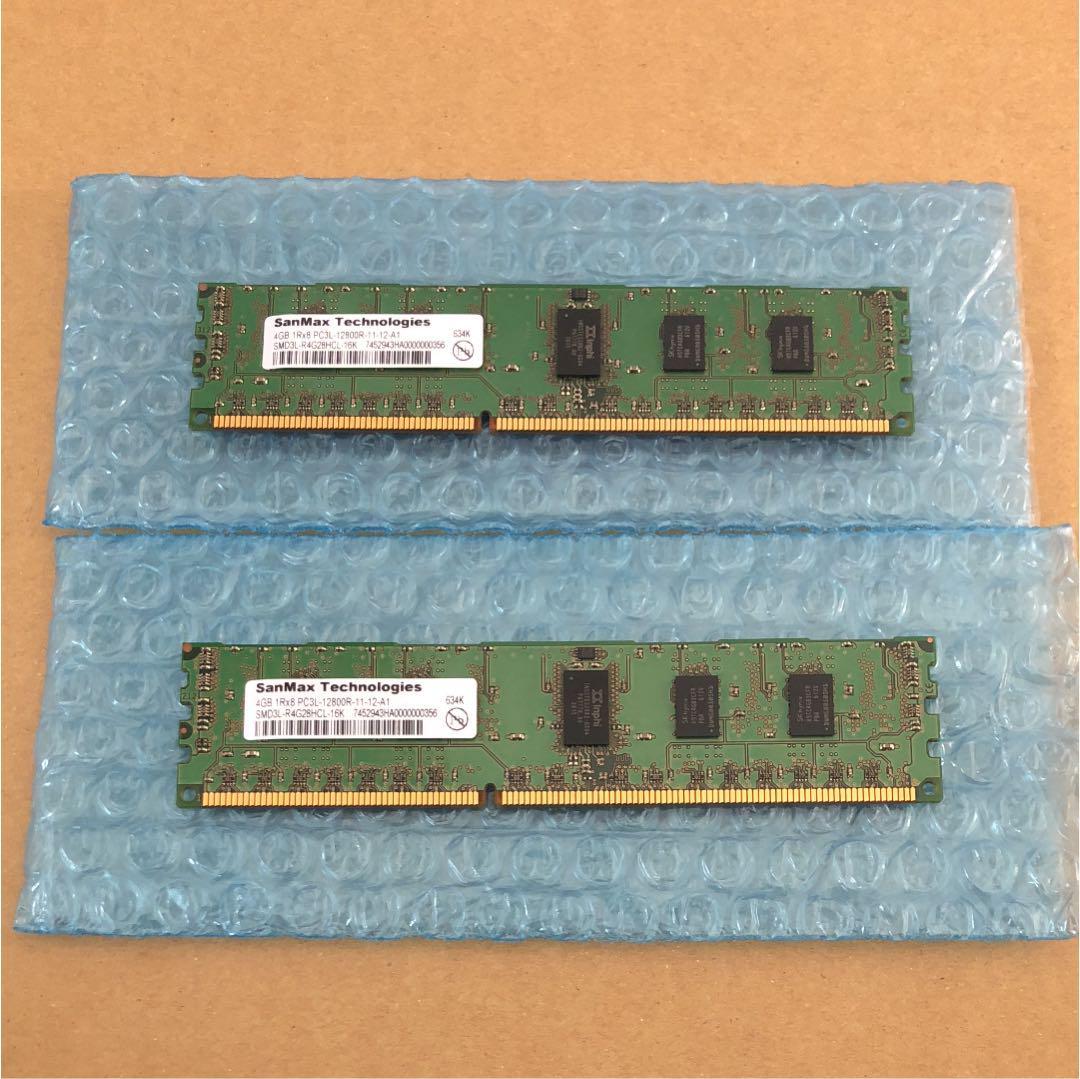 メルカリ - 4GB PC3L-12800R ECC...