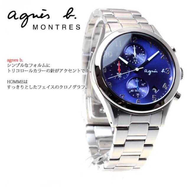 783989a3f9 メルカリ - [新品]腕時計アニエス・ベー agnes b. メンズレディース ...