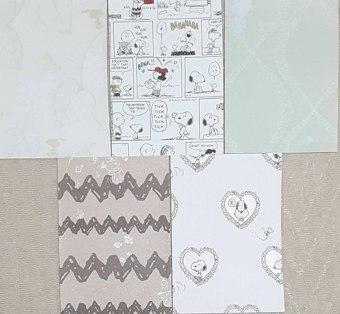 メルカリ スヌーピー サイズ壁紙クロス 生地 糸 400 中古や未使用のフリマ