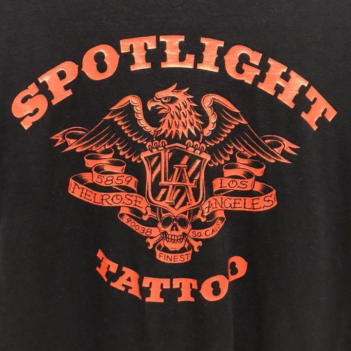 タトゥー ライト
