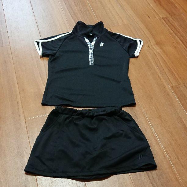 76c9cf550c9f2 メルカリ - プリンス テニスウェア 女児130cm 【プリンス】 (¥2,500 ...