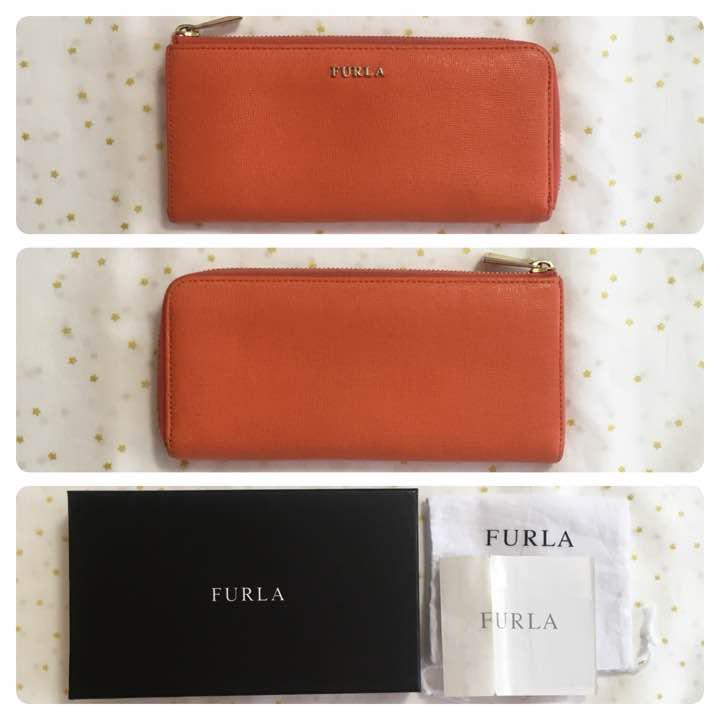 f55f55fd8aff メルカリ - FURLA 長財布 【フルラ】 (¥1,999) 中古や未使用のフリマ