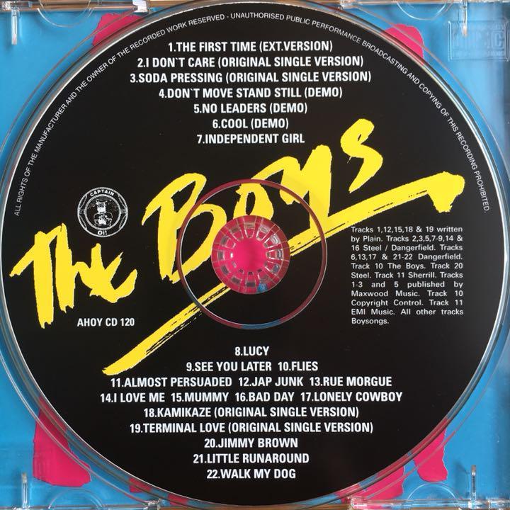メルカリ - レアCD UK盤 BOYS ボーイズ Punk Rock Rarities 【洋楽 ...