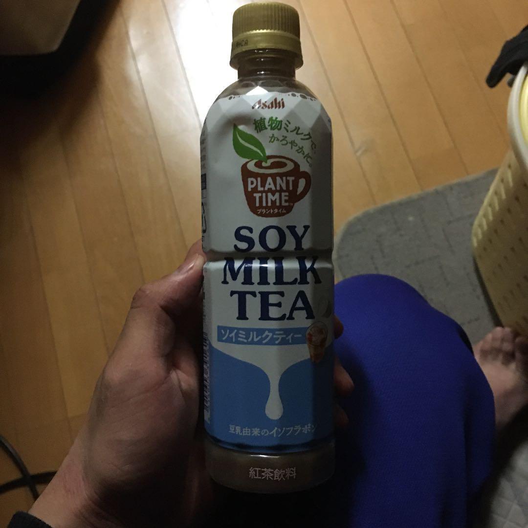 ソイミルク ティー