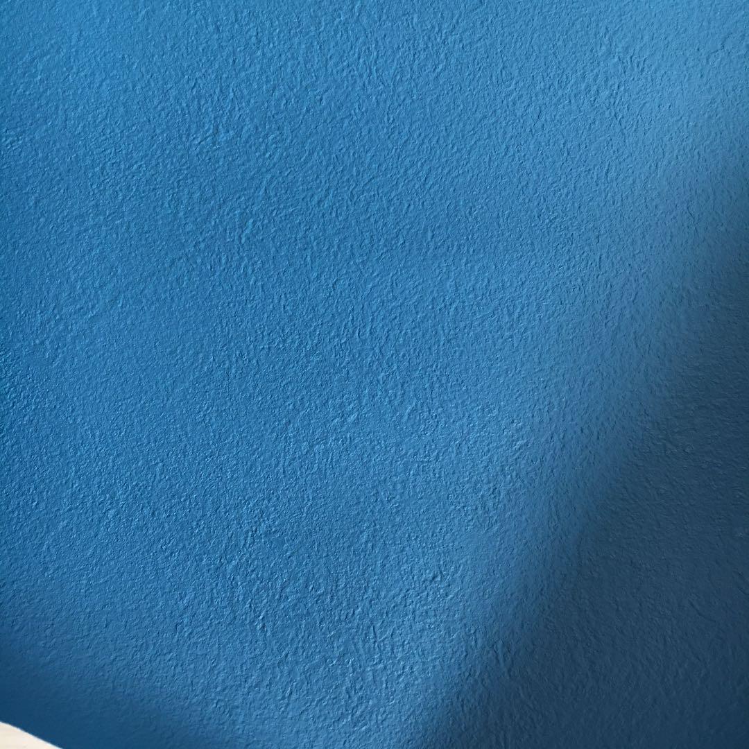 メルカリ 西海岸インテリア 壁紙 ブルー 壁紙屋本舗 型紙 パターン