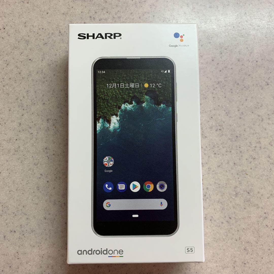 シャープ android one