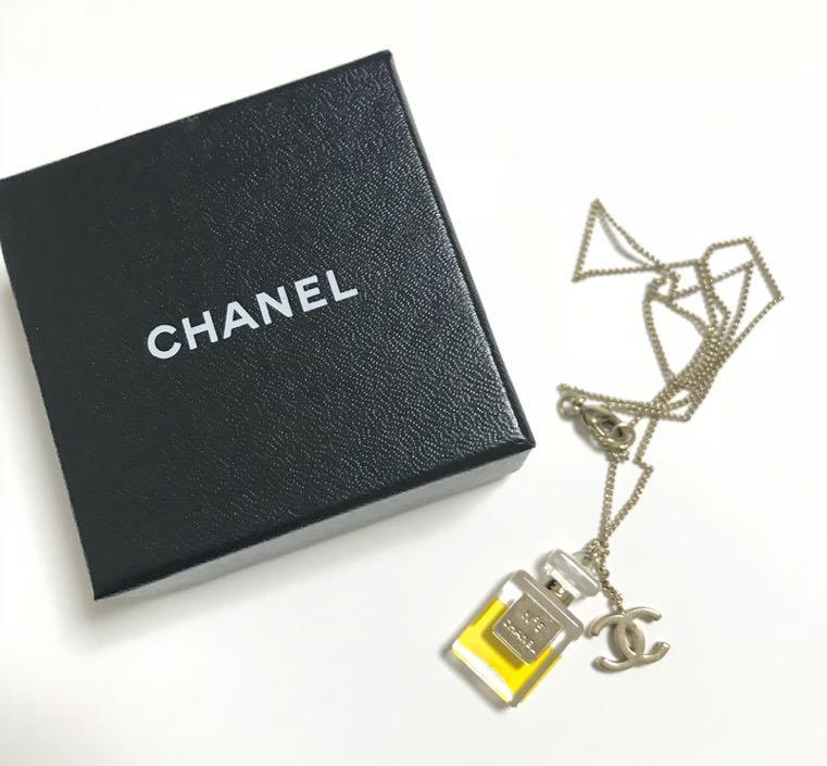 130ff4373dcd メルカリ - 超美品 CHANEL ココマーク 香水ボトル ネックレス シャネル ...