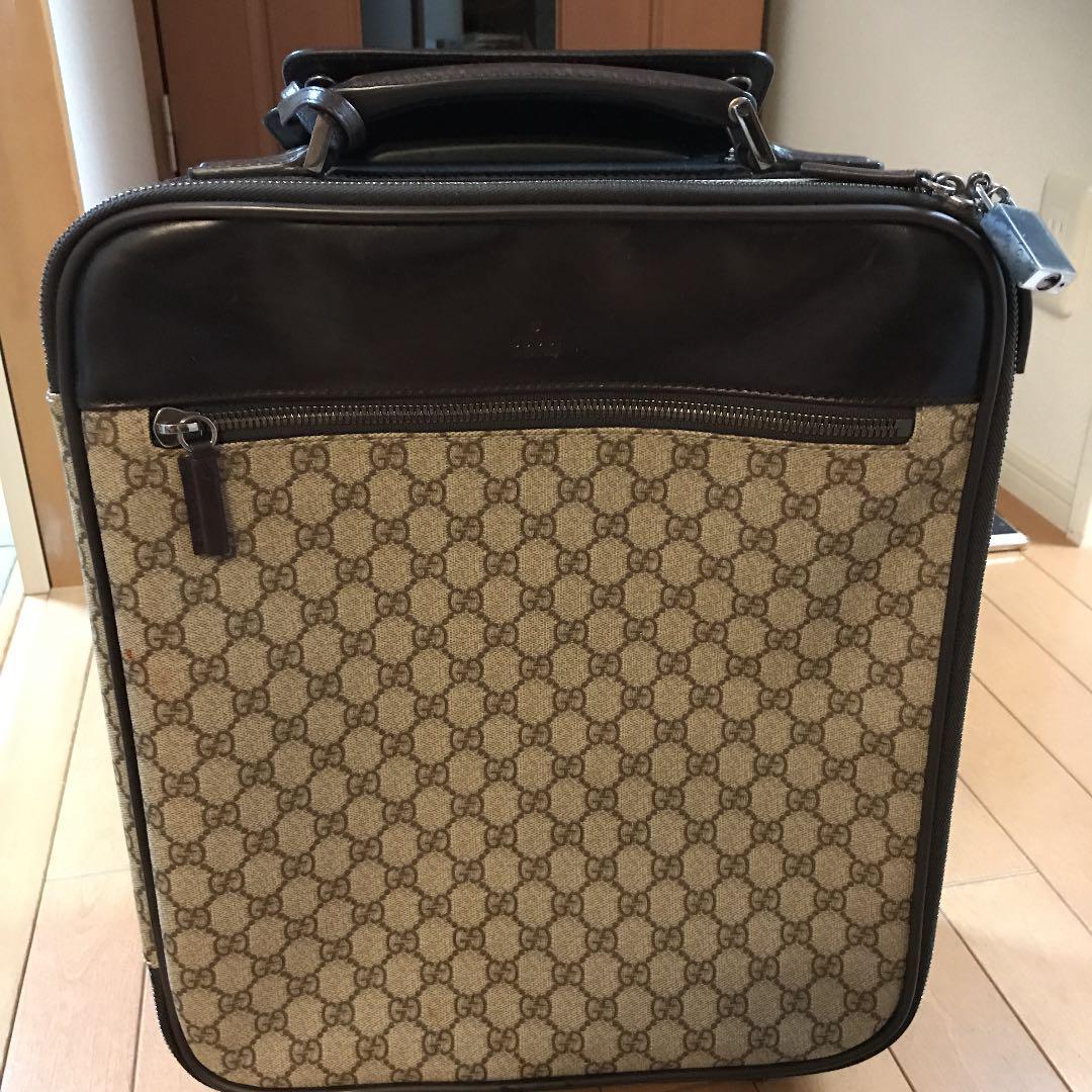big sale 8fc5e af871 GUCCI スーツケース