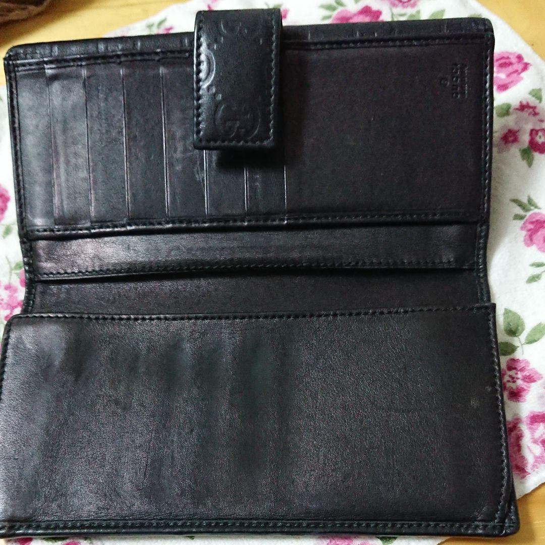 new product ddb22 e73f7 セール中古GUCCI財布