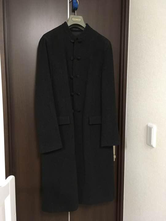 sale retailer dfbb0 4ce67 アルマーニ ロングコート メンズ(¥19,000) - メルカリ スマホでかんたん フリマアプリ