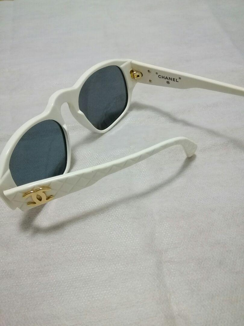 5c6095aa09a0 メルカリ - CHANEL ヴィンテージ マトラッセサングラス 【サングラス/メガネ ...