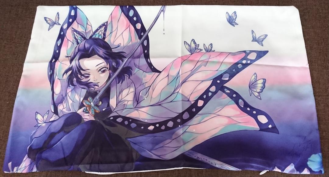 胡蝶しのぶ 画像 かわいい
