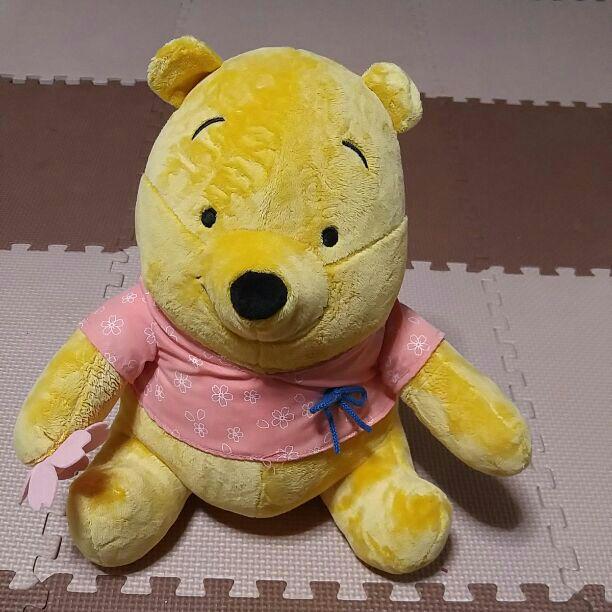 メルカリ - クマプーのぬいぐるみ 【キャラクターグッズ】 (¥1,500 ...