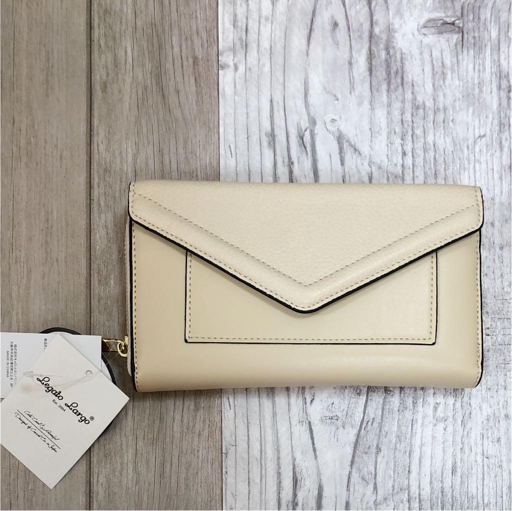 online store f91ad 9a1ca 新品✩︎⡱Legato Largo レター型ロングウォレット 長財布(¥2,580) - メルカリ スマホでかんたん フリマアプリ