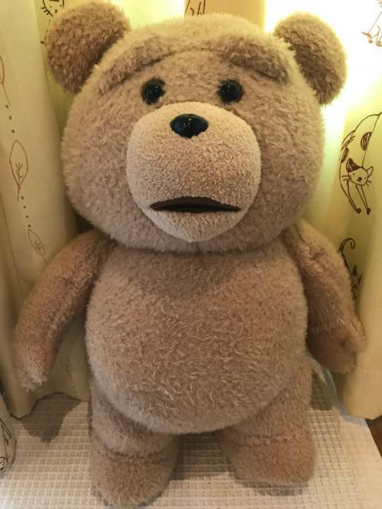 ted テッド しゃべるぬいぐるみ 英語版(¥3,300) , メルカリ スマホでかんたん フリマアプリ