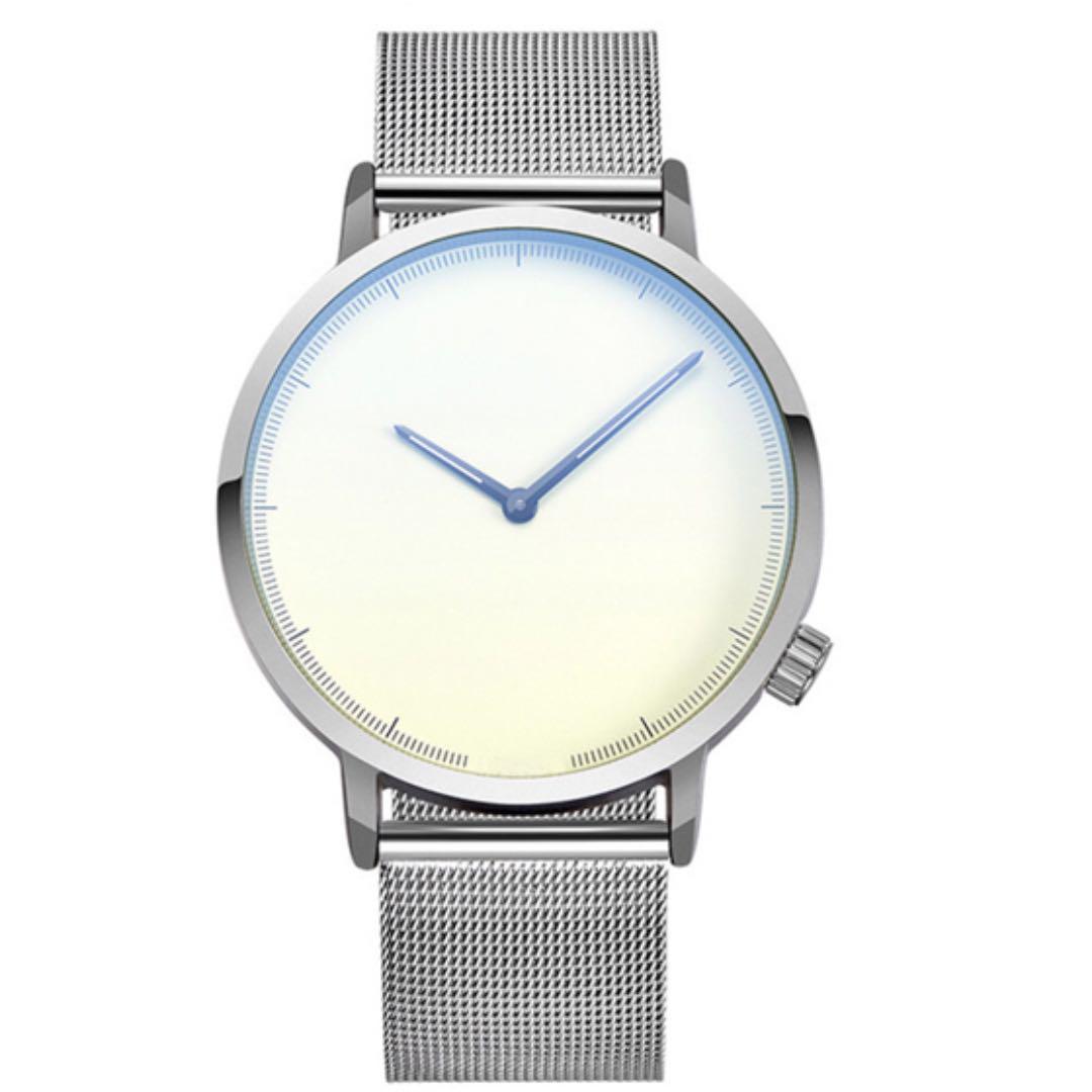 outlet store 02371 dfca1 腕時計 メンズ シンプル デザイン ウォッチ(¥1,400) - メルカリ スマホでかんたん フリマアプリ